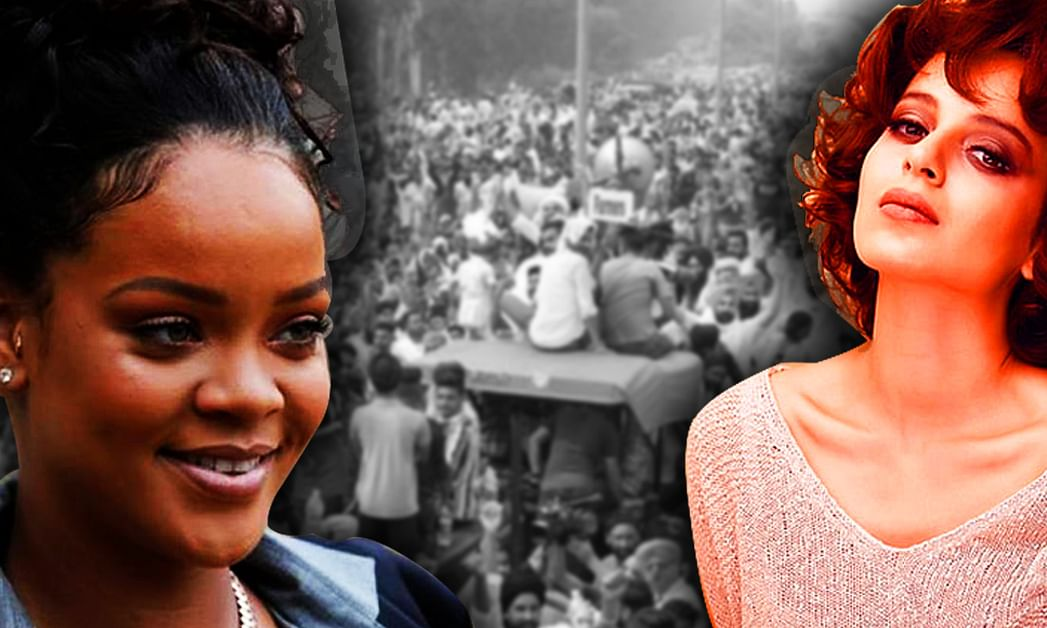 Farmers' protest: One tweet from Rihanna has turned social media into a battleground in India