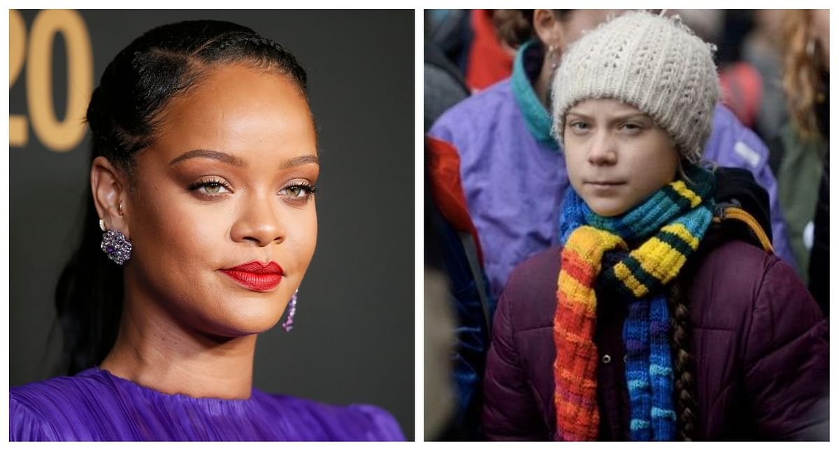 Climate activist Greta Thunberg, singer Rihanna extend support to farmers' protest in Delhi