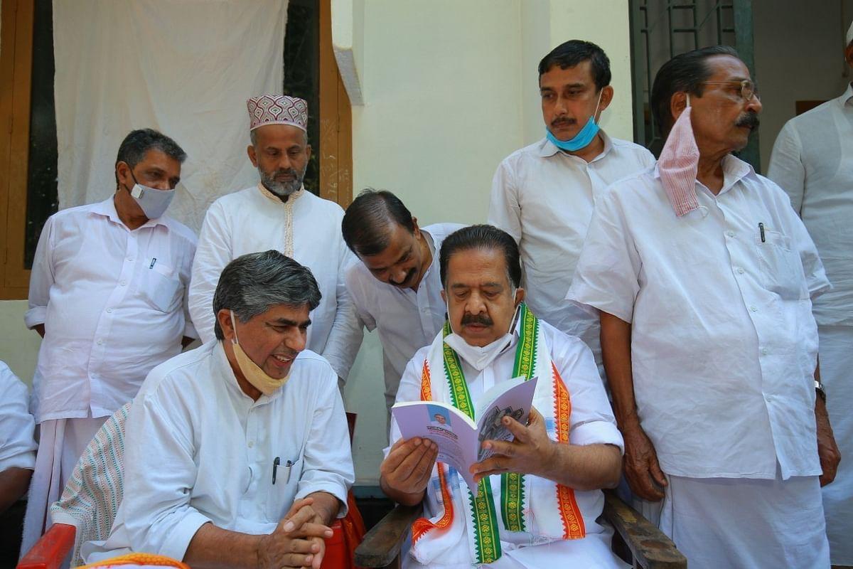 Ramesh Chennithala hits out at Pinarayi Vijayan; alleges unholy nexus between BJP and CPM