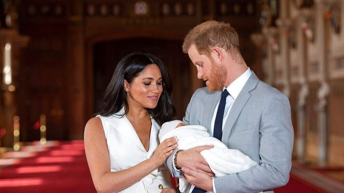 Prince Harry and Meghan Markle shares shocking royal struggles; reveals their second child a girl