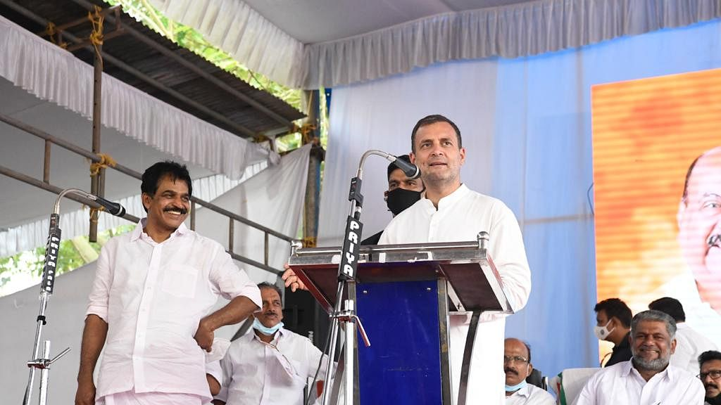 Kerala Assembly polls: Don't let the Left, RSS ideologies damage future of state, says Rahul Gandhi