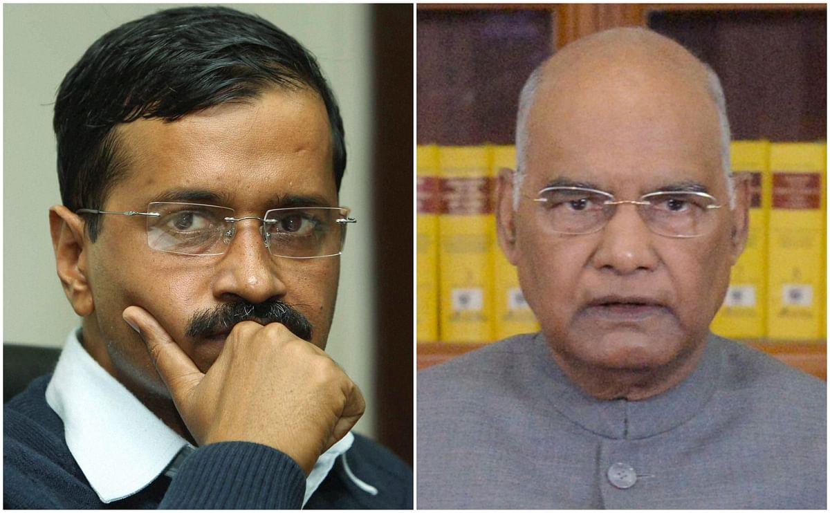 Major setback for AAP government in Delhi as President Kovind approves controversial GNTCD Bill