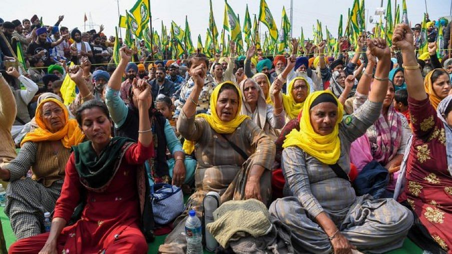 As Farmers' protest completes 100 days on March 6, 14 missing since Republic Day tractor parade