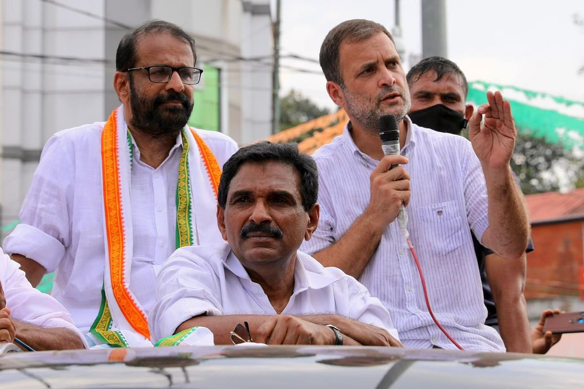 LDF trying to divide people, don't vote for divisive politics: Rahul Gandhi in Kerala
