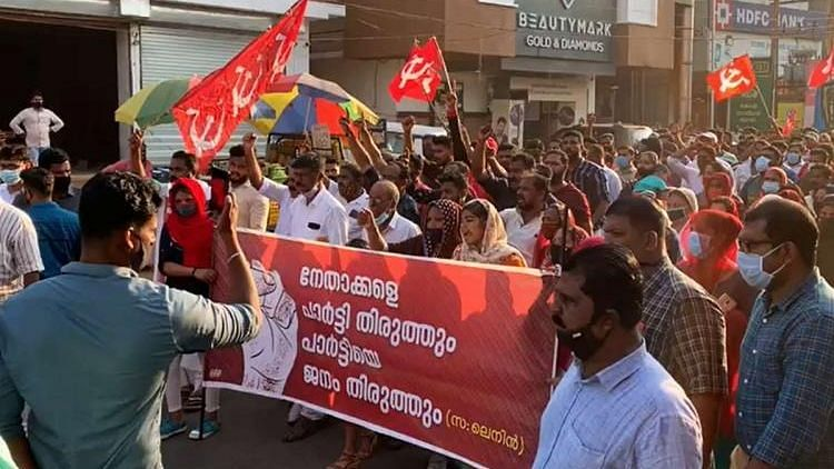 With the final list of Kerala CPM candidates out, party still faces flak from local area members