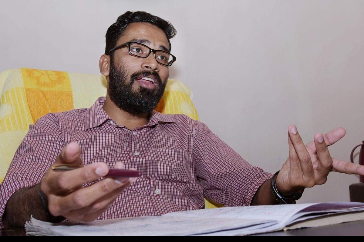 Journo KM Basheer's murder accused Sriram Venkitaraman IAS recalled from Tamil Nadu election duty