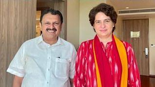 Priyanka Gandhi to campaign for Nemom's UDF candidate K Muraleedharan on April 3