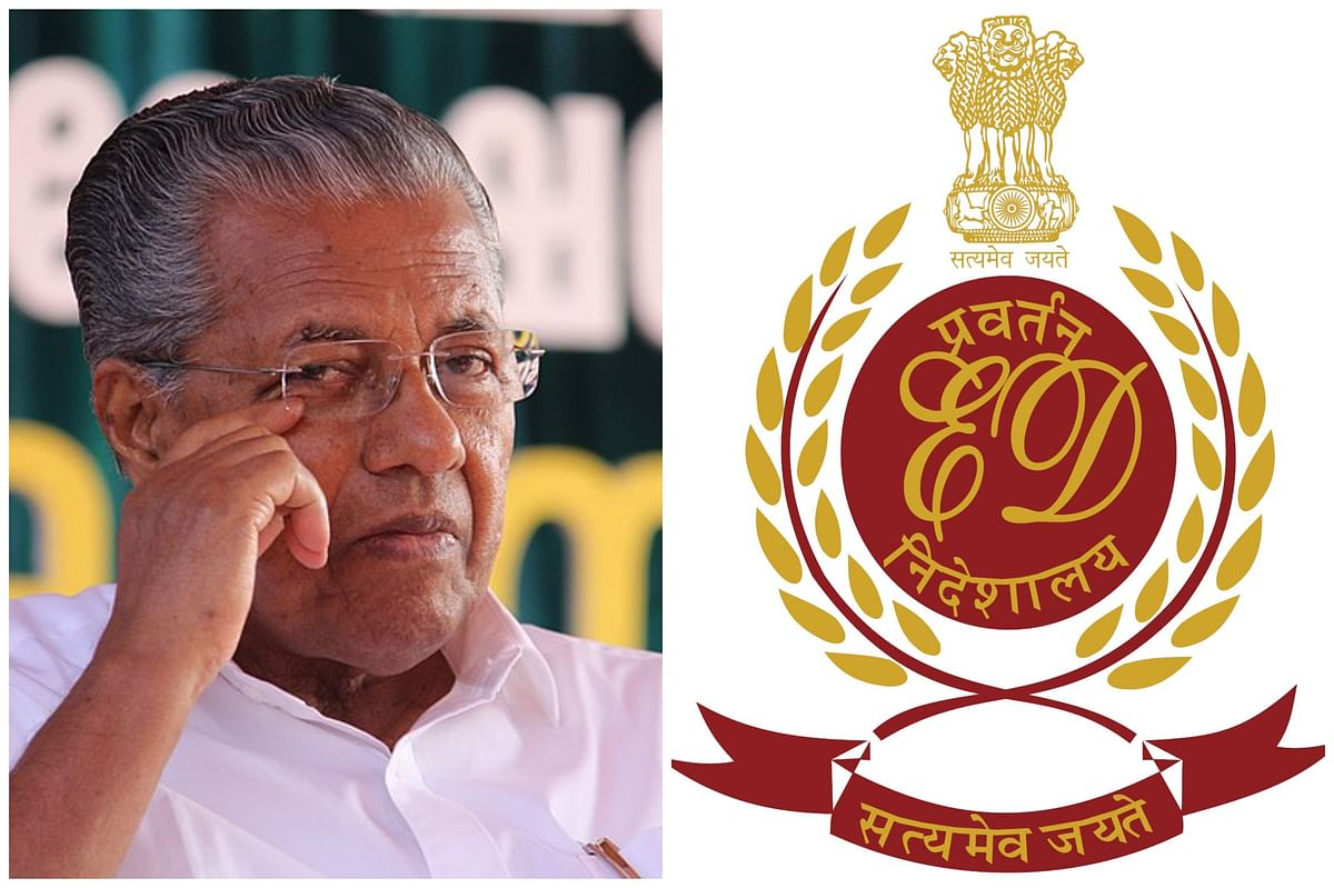 Kerala government orders judicial enquiry against Enforcement Directorate