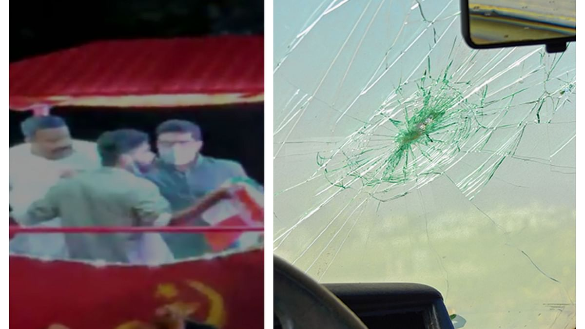 Kannur BJP workers attack vehicle of woman in labour; BJP leaders deny knowledge of incident