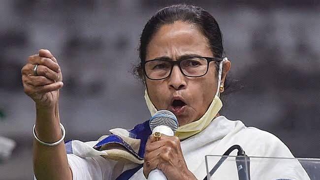 West Bengal polls: Chief Minister Mamata Banerjee calls Prime Minister Modi 'TMC chief'
