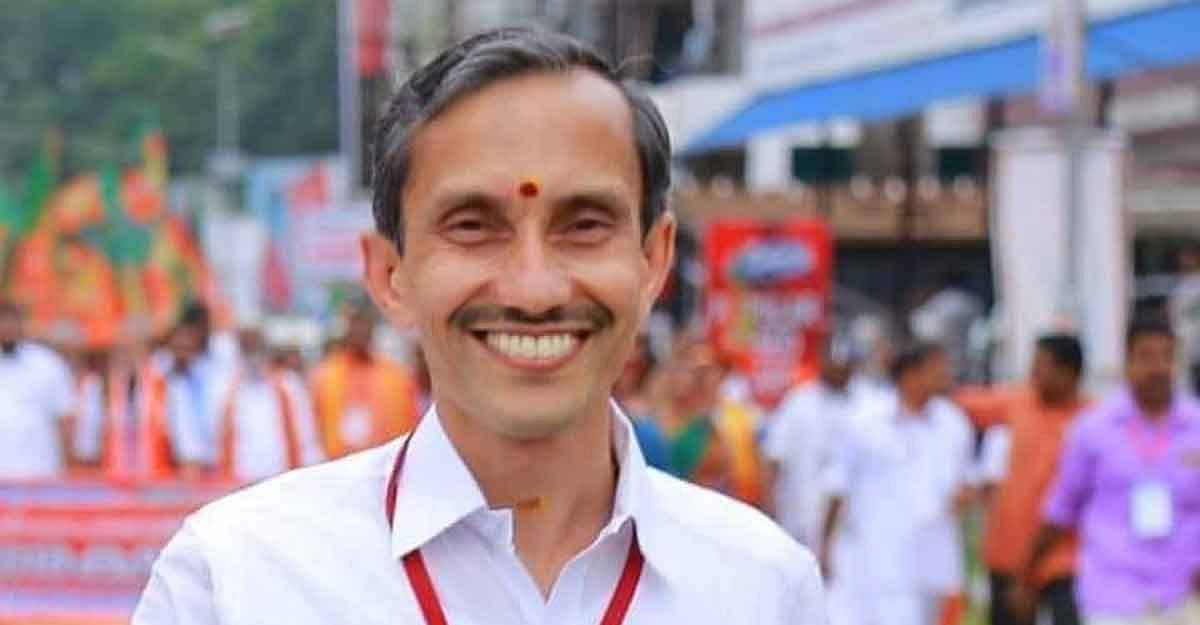 Pinarayi was KG Marar's booth agent; CPM-BJP had pact 15 years ago: MT Ramesh