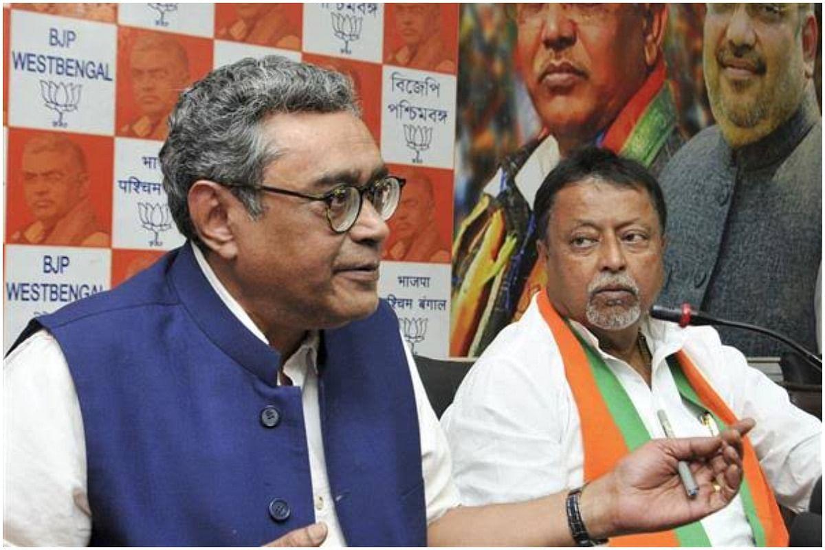 West Bengal polls: Swapan Dasgupta tenders resignation from Rajya Sabha, to contest on BJP ticket