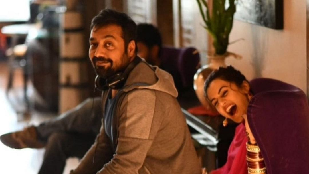 I-T dept raids properties of Taapsee Pannu, Anurag Kashyap and 20 other locations
