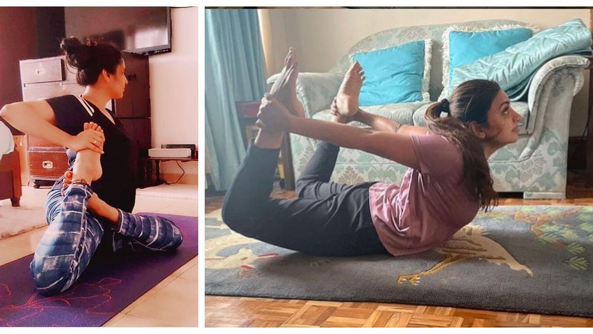 Rimi Tomy's and Samyuktha Varma's fitness secret