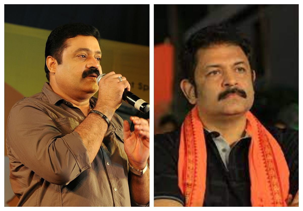Suresh Gopi, Krishna Kumar stay true to party's manifesto; slam LDF over Sabarimala issue
