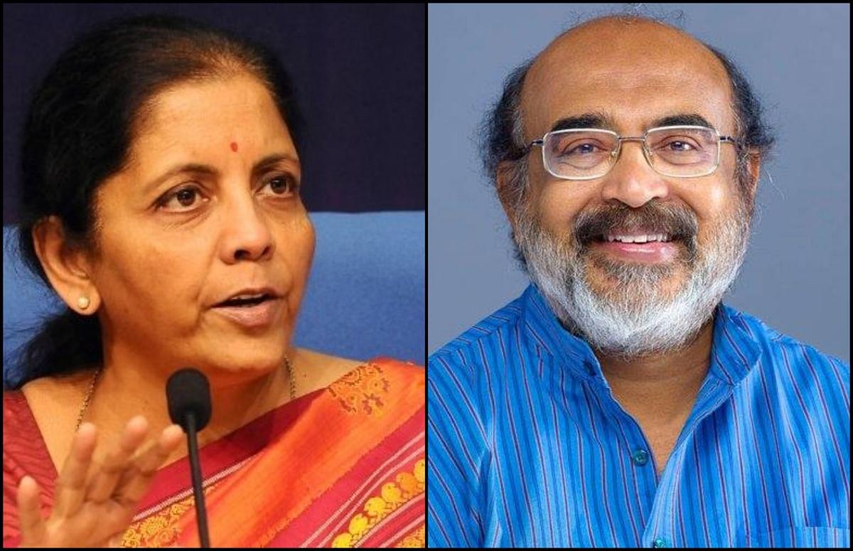 Thomas Isaac slams Nirmala Sitharaman saying she has no understanding of KIIFB, Kerala budget