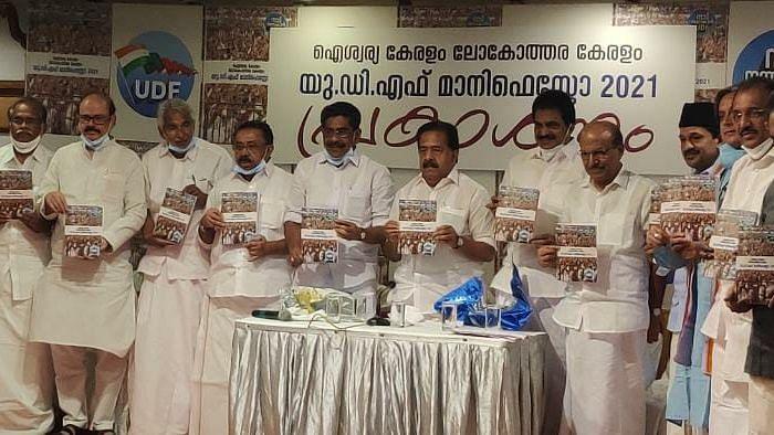 Kerala people's manifesto: UDF promises PSC transparency, increased welfare, and stimulus package