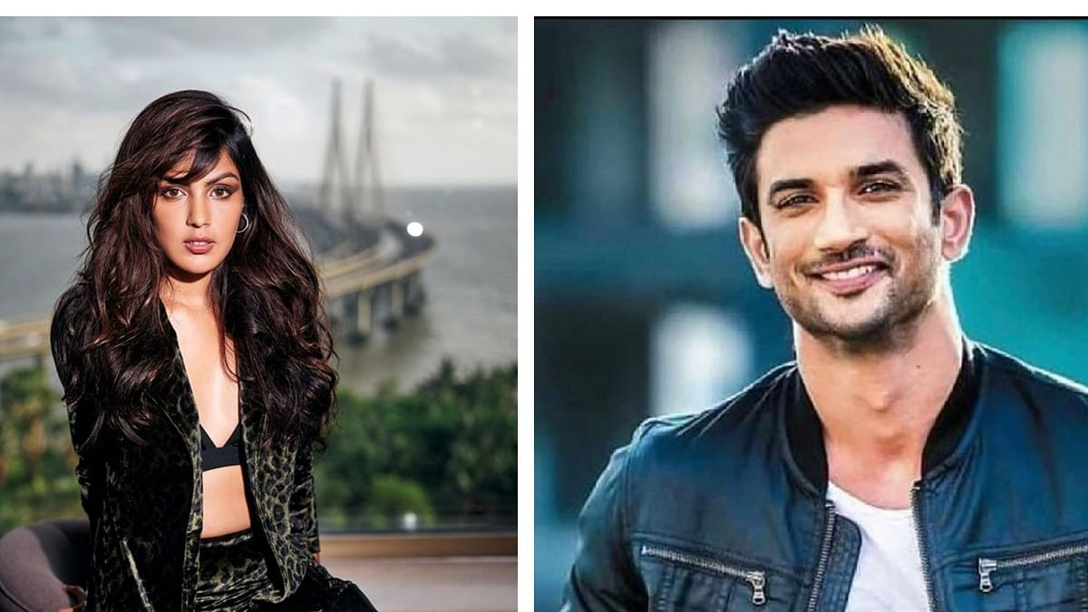 NCB files chargesheet against Rhea Chakraborty and 34 others in Sushant Singh Rajput case