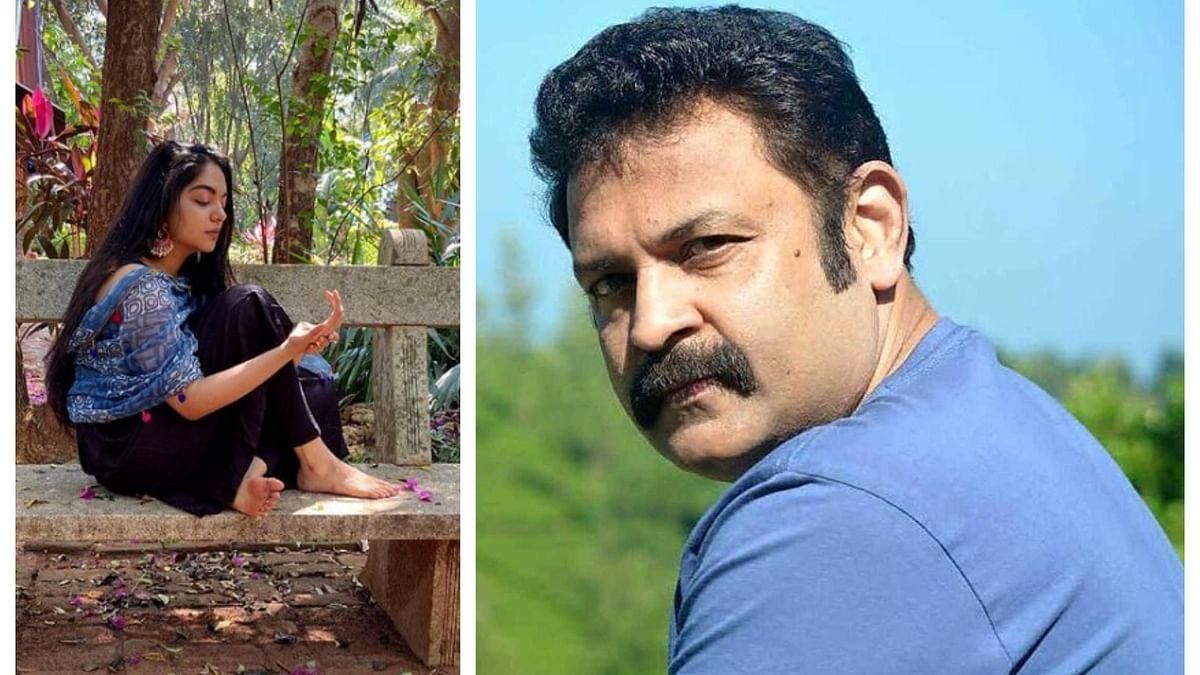 When trollers troll Kerala BJP candidate Krishna Kumar for his beef with beef