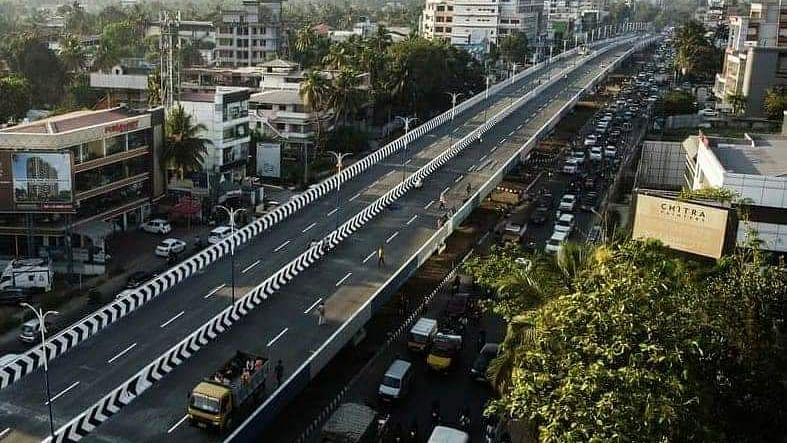Kochi's Palarivattom flyover to open for public without any official function today