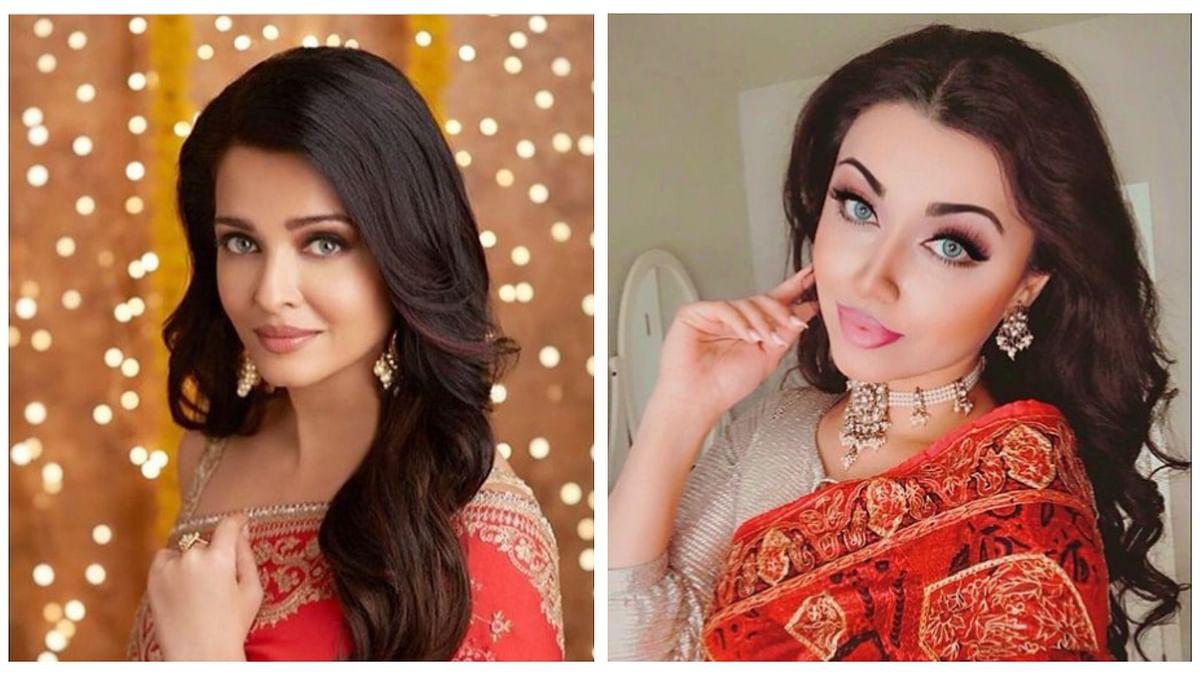Meet Aishwarya Rai's Pakistani doppelganger that is currently breaking the Internet