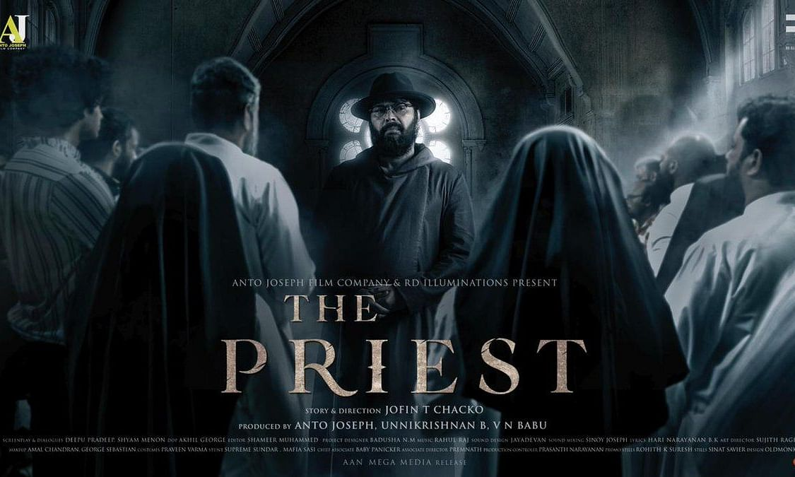 With second shows to resume in Kerala, Mammooty's 'The Priest' to hit theatres on March 11