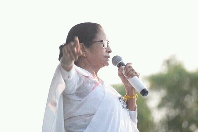 West Bengal Elections 2021: Mamata files nomination following 'Outsider' hoardings in Nandigram