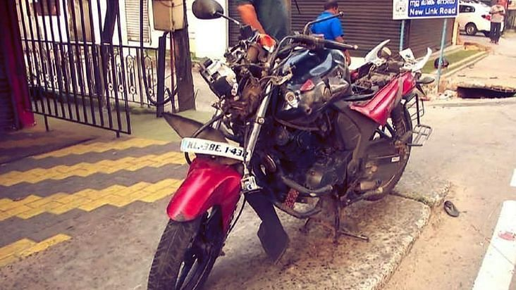 Youth dies in bike accident at Elamkulam curve; ninth death at same spot within seven months