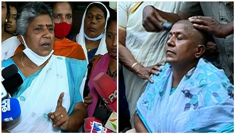 Mahila Congress' Lathika Subhash resigns and protest Congress' candidate list in Kerala