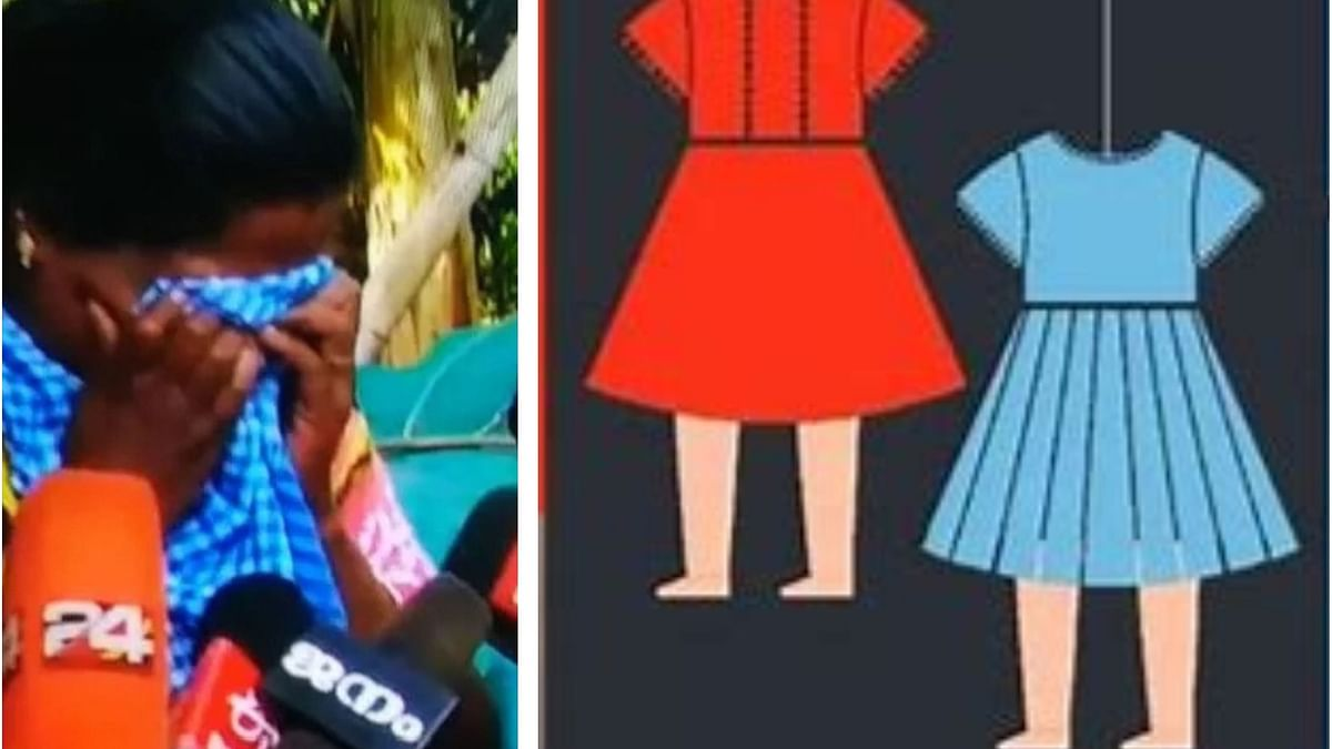 Walayar Mother's symbol for Kerala Assembly Polls – frock