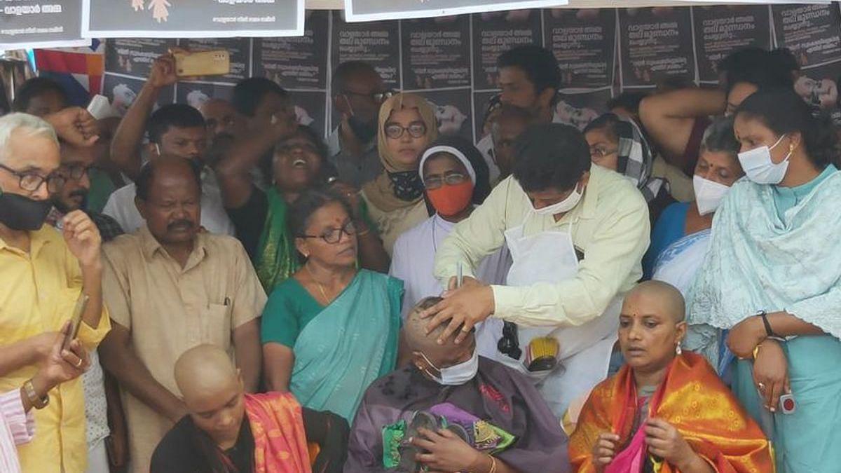 Mother of Walayar girls begins Neethi Yatra from Kasargod demanding action against officials