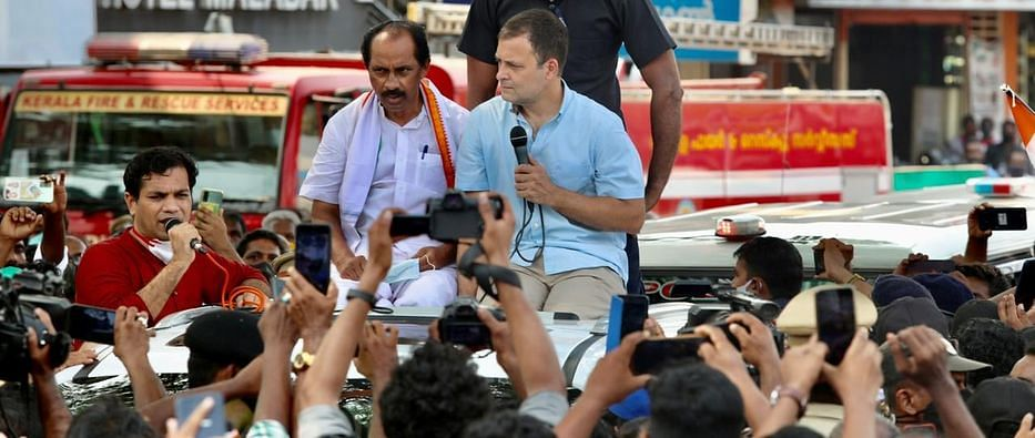 Kerala elections: UDF doesn't need Karl Marx's book to solve people's problems, says Rahul Gandhi