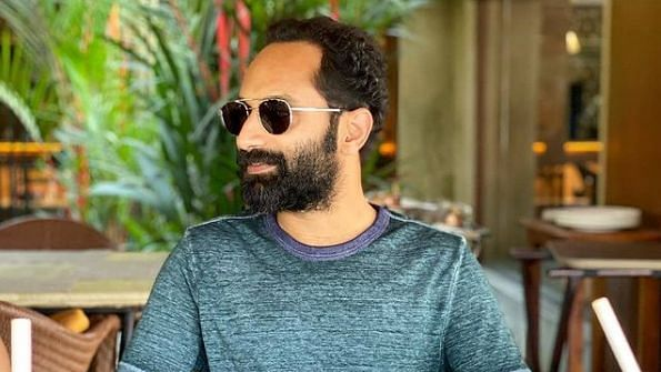 Mollywood actor Fahadh Faasil falls from top of building; injures nose
