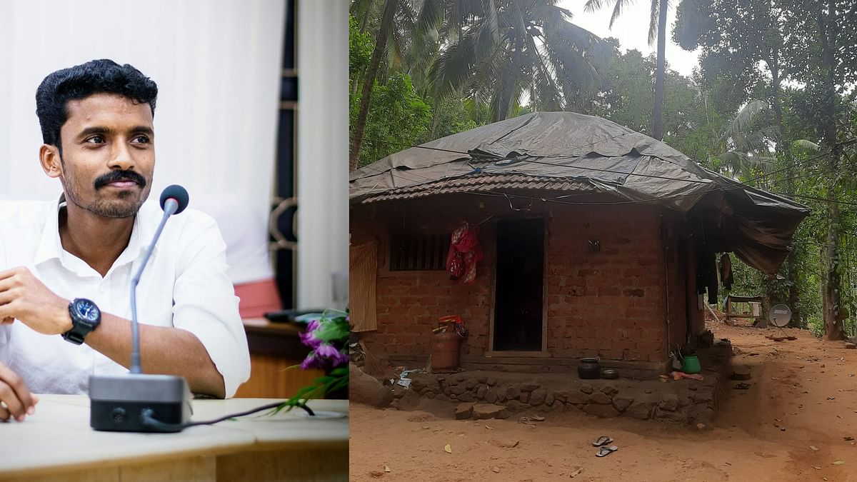 An IIM Assistant Professor was born in this hut: Ranjith's inspirational tale goes viral on Facebook