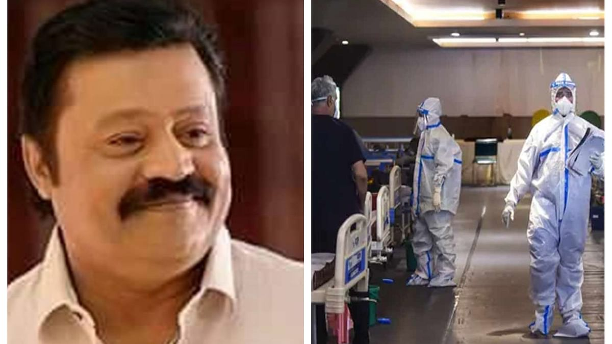 Suresh Gopi provides oxygen to Covid patients in Thrissur; Kerala to create buffer stock of oxygen