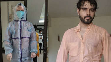 Indian doctor's post on what it is like to don a PPE kit for 15 hours goes viral
