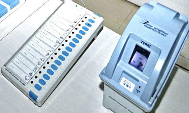 Electronic Voting Machine (EVM)