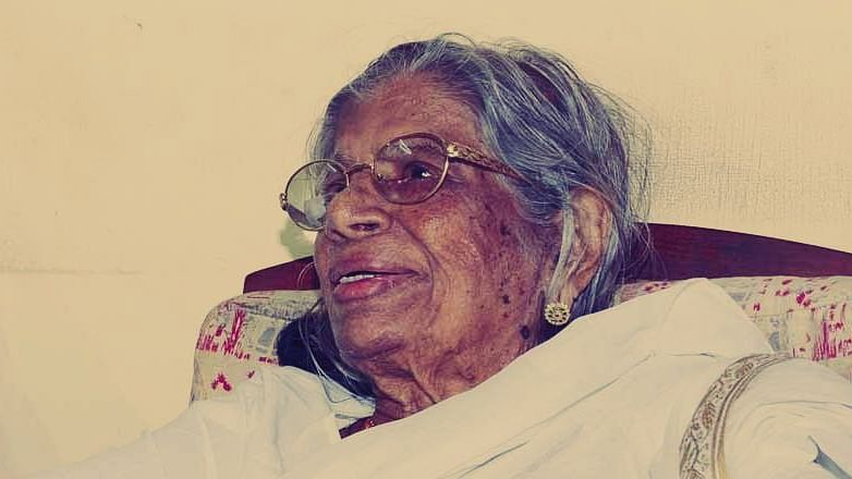 Kerala veteran leader KR Gouri Amma hospitalised following fever, breathing issues