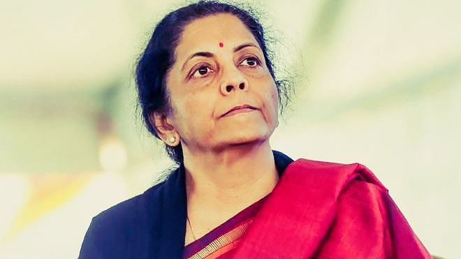 Nirmala Sitharaman sweat over expatriate's income in complicated language of Finance Bill 2021