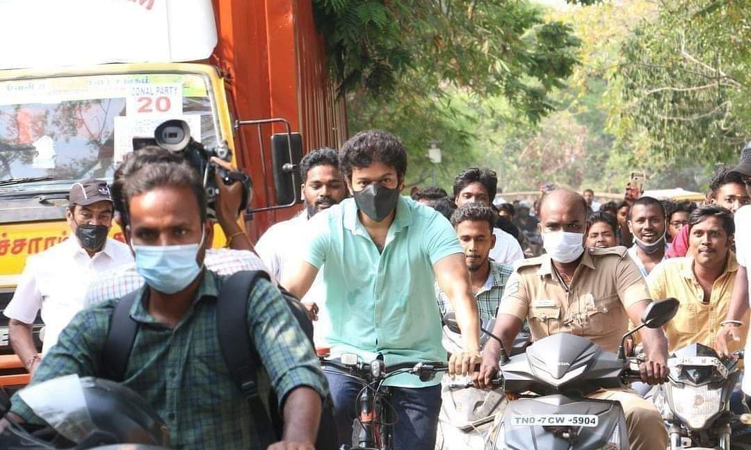 Actor Vijay