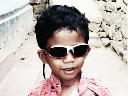 Kerala man funds neighbour's visually challenged four-year-old son's eye surgery