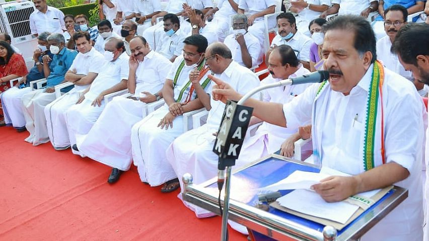 People have written a verdict against  incumbent Left government, says Ramesh Chennithala