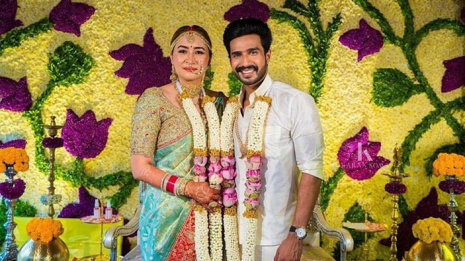 Jwala Gutta ties the knot with Vishnu Vishal in Hyderabad; wedding photos go viral on social media