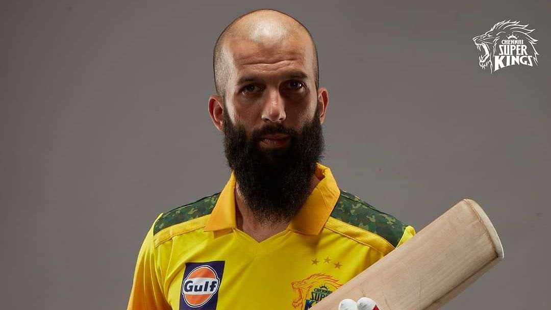 Moeen Ali will play for Chennai Super Kings in the upcoming IPL season