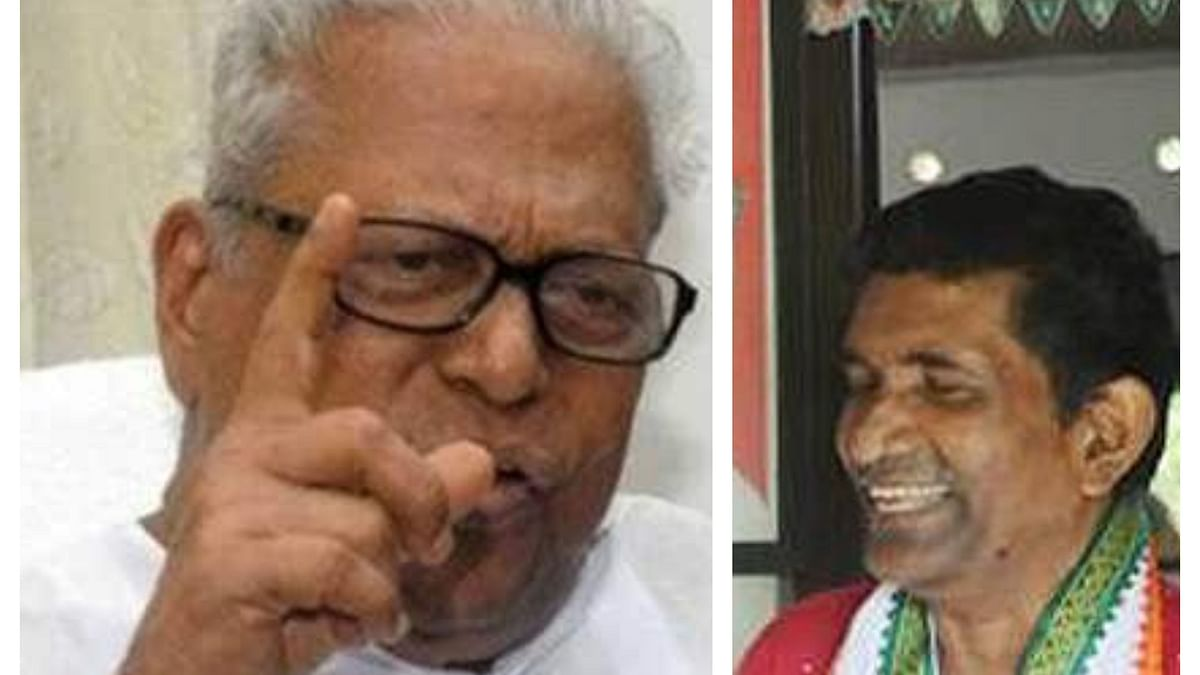 VS Achuthanandan's nephew joins UDF; sidelined VS features in LDF's campaign material in Malampuzha