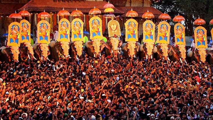 Thrissur Pooram: Two dead, 25 injured after Banyan tree branch falls during Panchavadyam