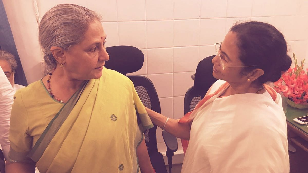 Will Jaya Bachchan's TMC campaign in Bengal polls help Mamata bring a united opposition against BJP?