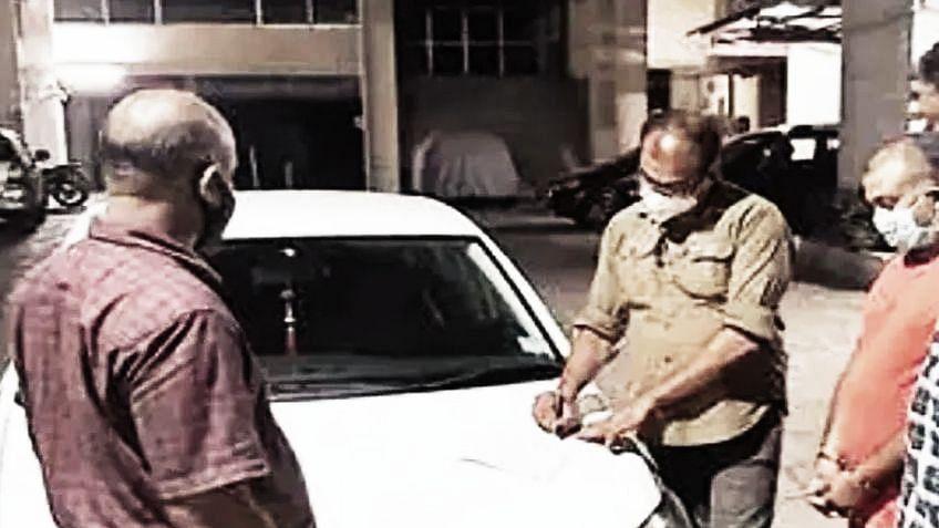 Vaiga case: Father Sanu Mohan watched movie, drank, gambled, led lavish life after killing his child