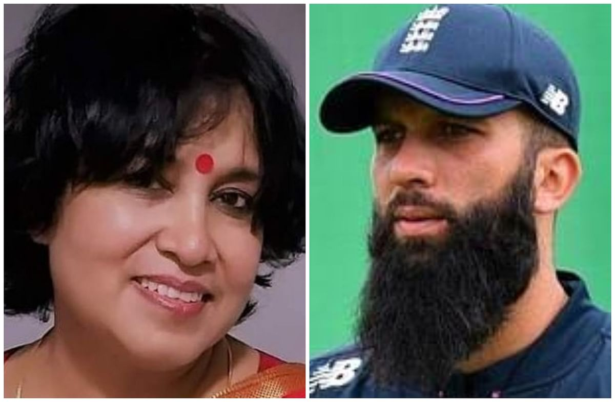 Taslima Nasreen-Moeen Ali controversy: How a player's name and identity is used to attack his faith