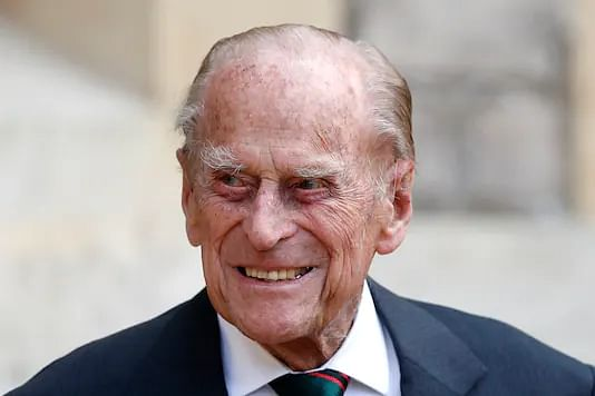 Queen Elizabeth II husband Prince Philip passes away at the age of 99 at Windsor Palace